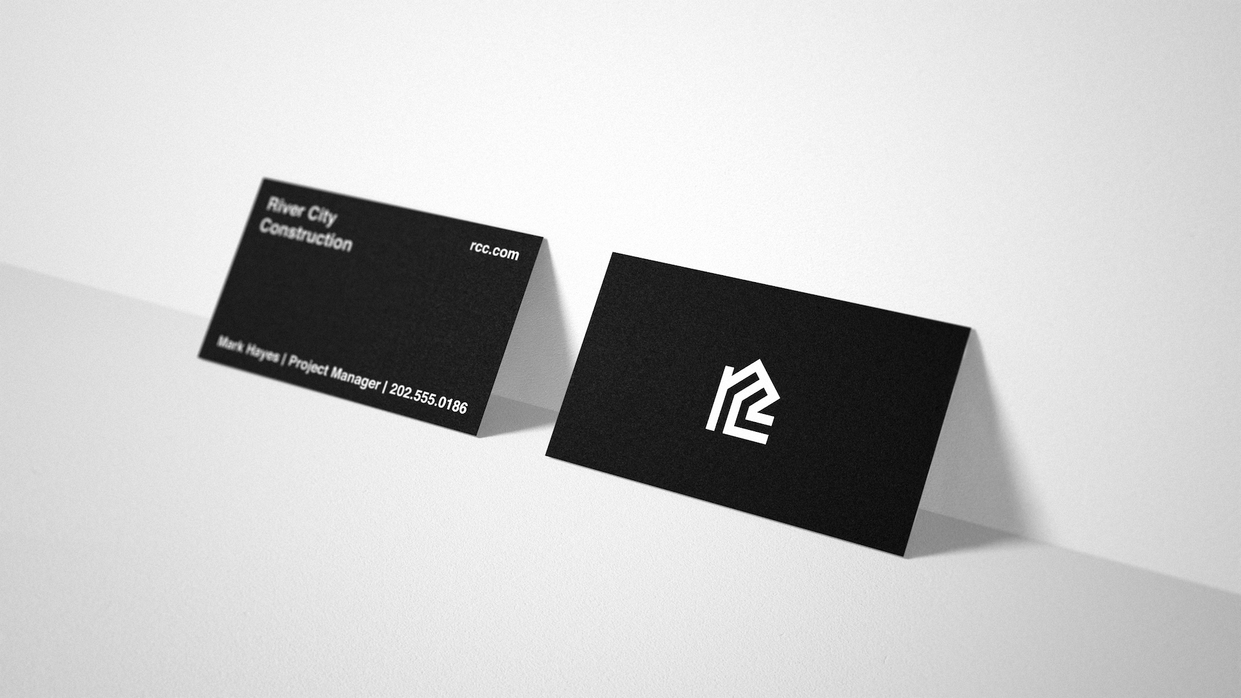 Business Card Reversed